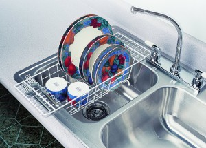 ClosetMaid Over The Sink Drainer,