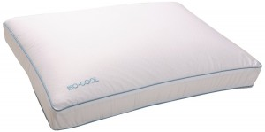 Sleep Better Iso-Cool Memory Foam Pillow, Gusseted Side Sleeper
