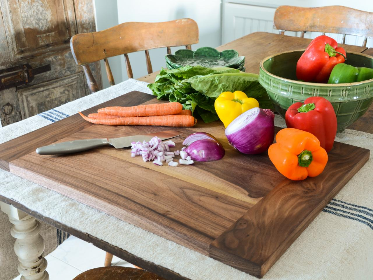 Best Wood Cutting Board A Very Cozy Home