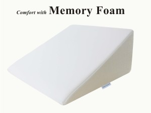 InteVision Foam Wedge Bed Pillow