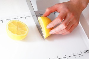 Premium Plastic Cutting Board Set