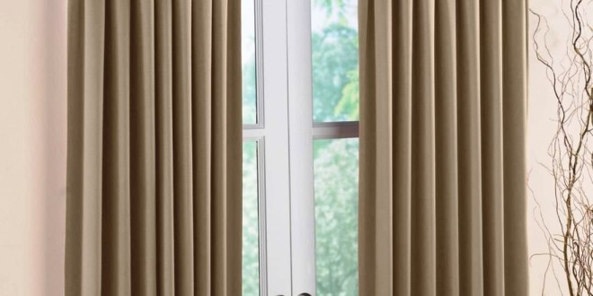 What Are Energy Efficient Curtains - A Very Cozy Home