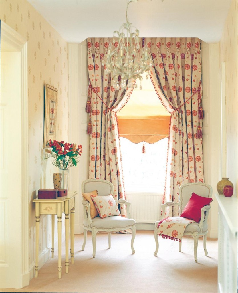 what curtains make a room look bigger a very cozy home