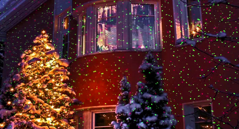 christmas laser lightspng - Amazon Uk Outdoor Christmas Decorations