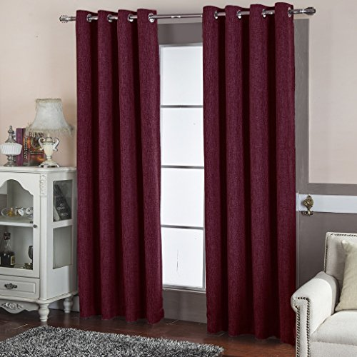You Get One Pair With 2 Panels And They Look Quite Nice Elegant In Any Room The Curtains Are Able To Keep At Distance Least 90 Light Color