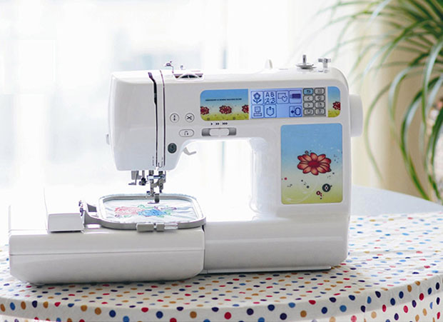 Best Home Embroidery Machine - A Very Cozy Home