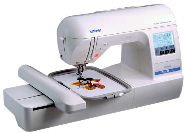 Best Embroidery Machine - A Very Cozy Home