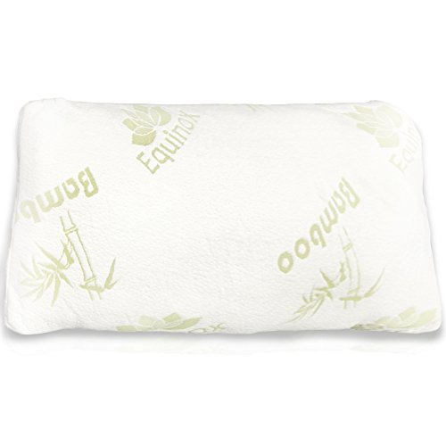 the pillow is well made and its seams and materials are pretty good quality itu0027s also made with good quality shredded memory foam