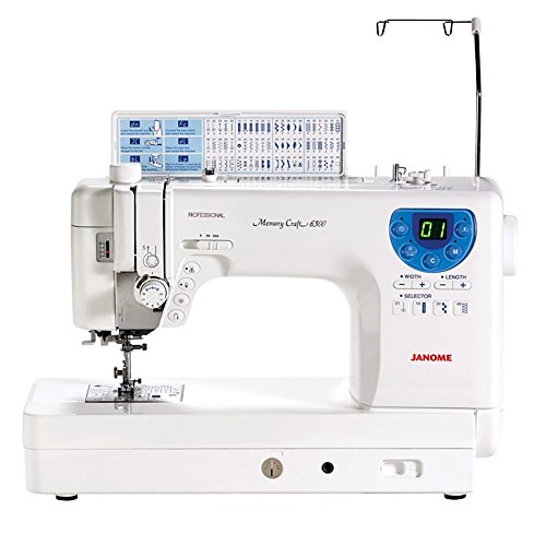 Janome 6300 Review