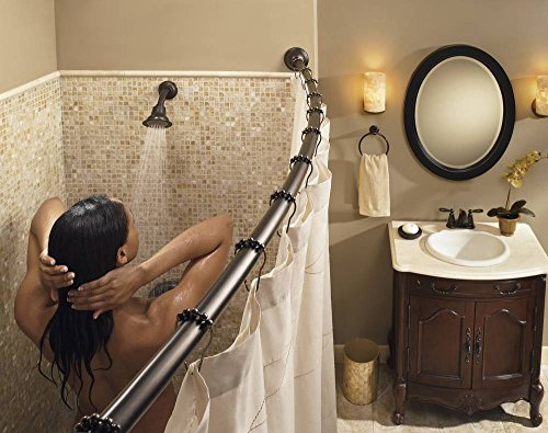 Best Shower Curtain Rod A Very Cozy Home