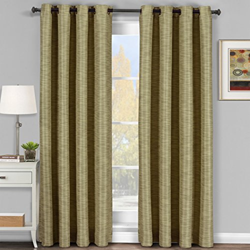 Put Your Trust And Faith In Us When We Recommend You The Pair Of Two Top Grommet Blackout Thermal Insulated Curtain Panels