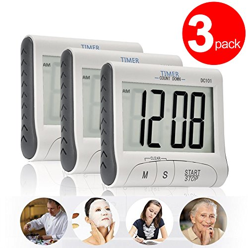The Digital Kitchen Timer From Senbowe Are One Of The Best Kitchen Timers  Within The Market Because Of The Comfort And Convenience It Provides To All  Its ...