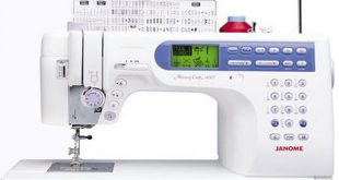 Janome MC 6500P Review