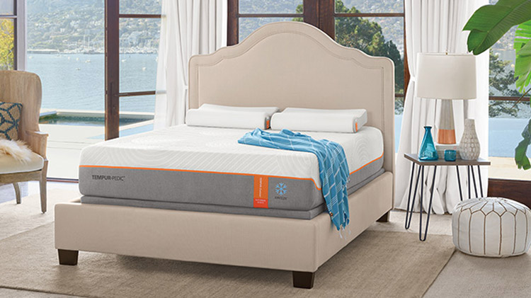 TempurPedic Breeze Reviews A Very Cozy Home