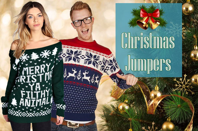 Christmas Jumpers Reviews