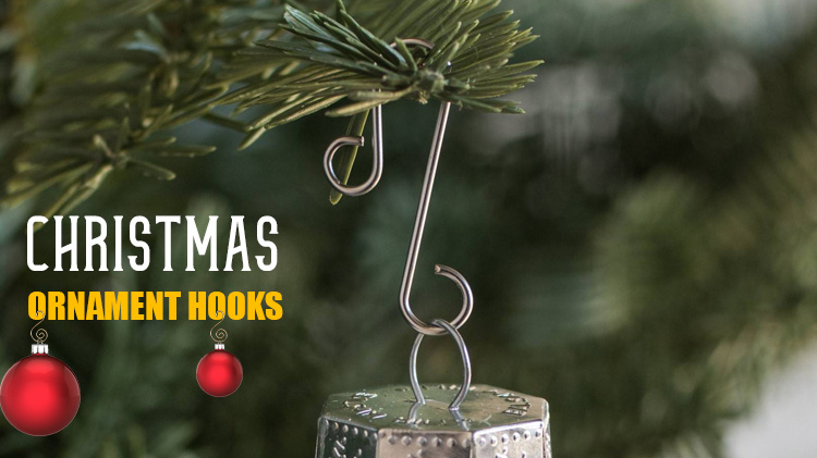 Christmas Ornament Hooks