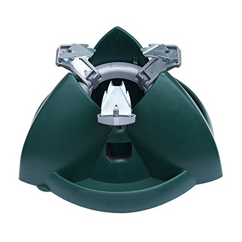 even though the black decker christmas tree smart stand with 35 liter reservoir large isnt the most traditional tree stand its still no brainer to - Large Christmas Tree Stand