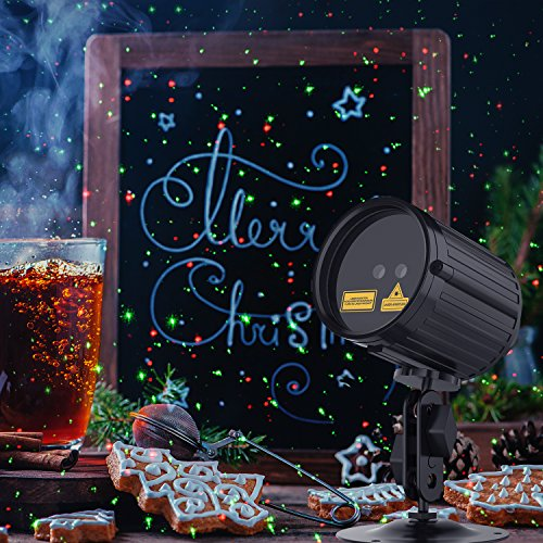 this may come as a surprise but itu0027s not impossible to get good laser projectors without paying the extra buck for it the geekers laser lights - Laser Projector Christmas Lights