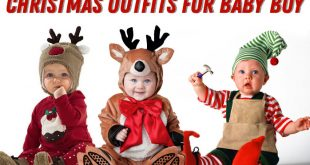 Best Christmas Outfits for Baby Boy