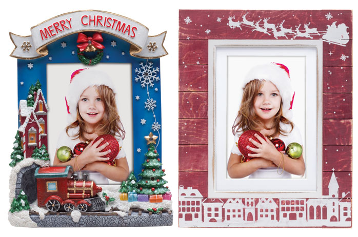 Best Christmas Picture Frames