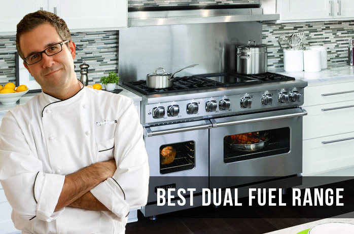 Best Dual Fuel Range - A Very Cozy Home
