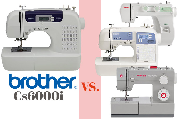 Brother Cs40i Versus Other Sewing Machines A Very Cozy Home Best Brother Sewing Machine Cs 6000