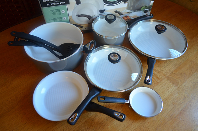 Farberware Purecook Cookware Set