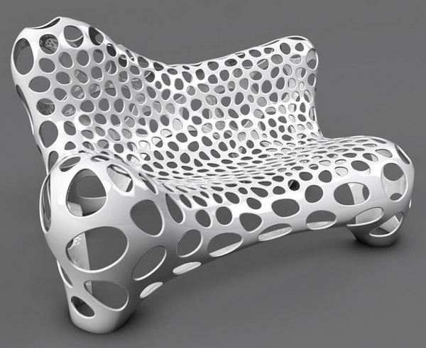organic furniture design