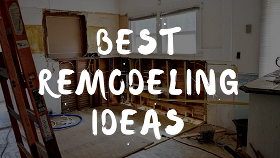 Remodeling Ideas