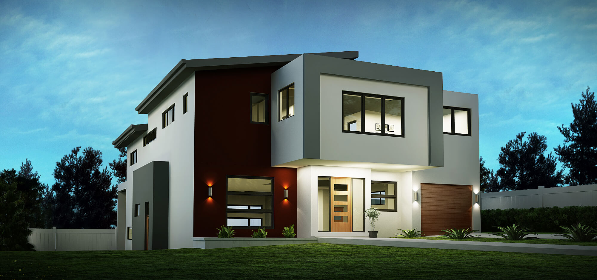 The Sloping Block Building Construction A Design That Meets The Need A Very Cozy Home