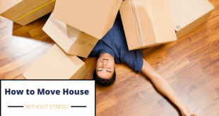 How to move without stress