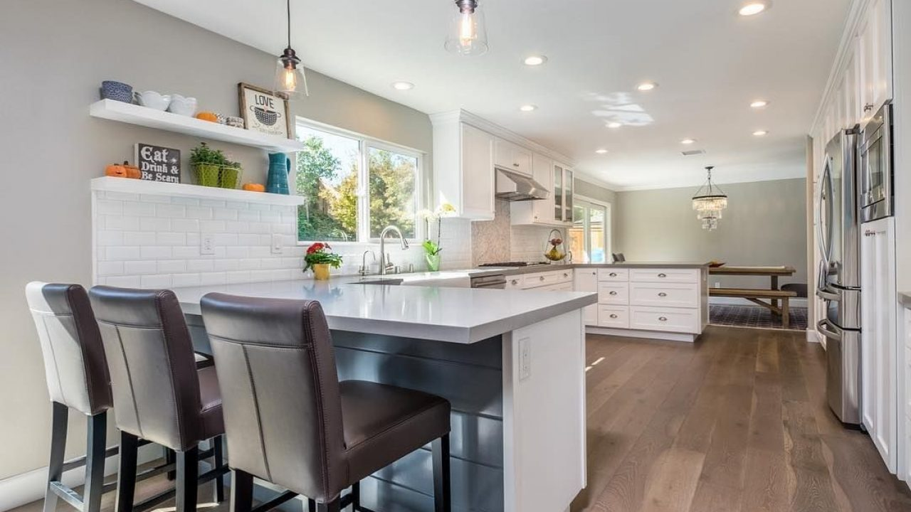 Tips And Tricks To Make Your Kitchen Look More Contemporary - A
