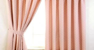 pretty bedroom curtain
