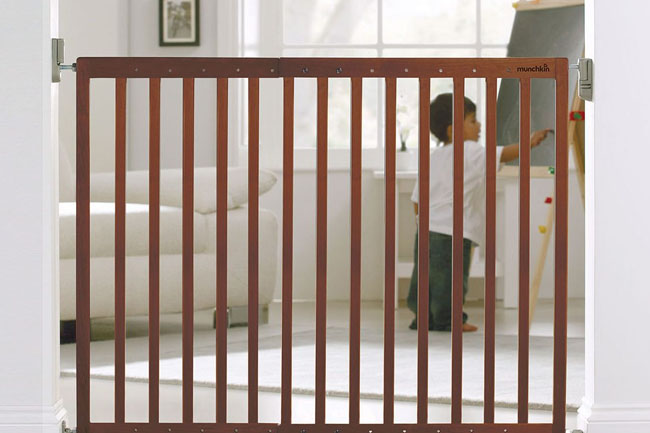 safety gate for baby room