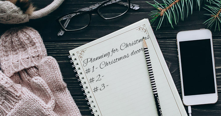 Planning for Christmas