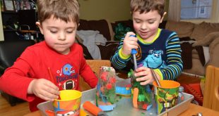 kids activities at home