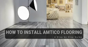 How to Install Amtico Flooring