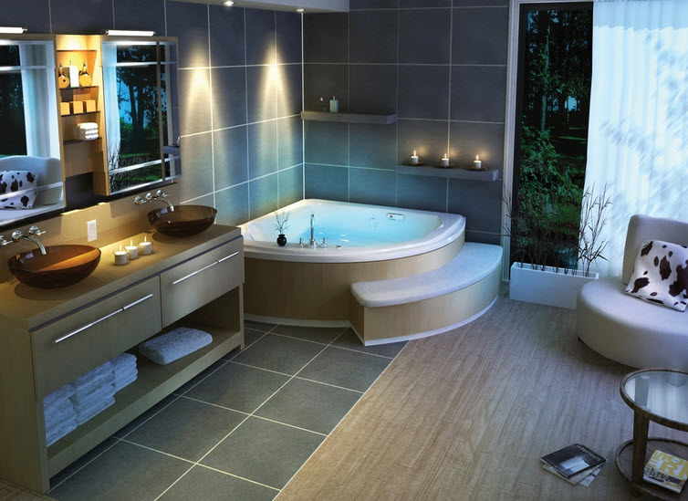 6 Ways To Decorate Your Home Like A Spa - A Very Cozy Home