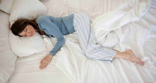 sleep positions for healthy back