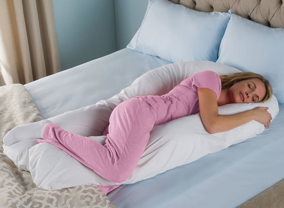 How Body Pillows Can Help You Sleep Better   A Very Cozy Home