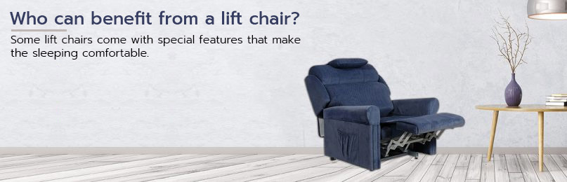 Benefit from a Lift Chair