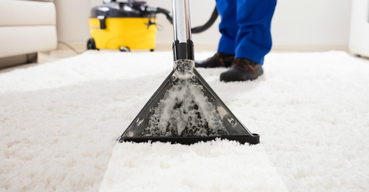 Five carpet cleaning methods
