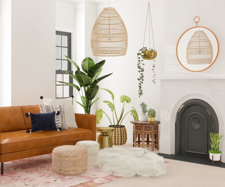 Freshen Up Your Home with Greenery