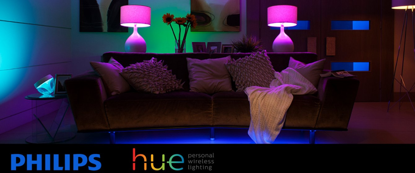 Phillips Hue Personal Lights