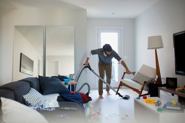 clean homes and promoting a clean environment