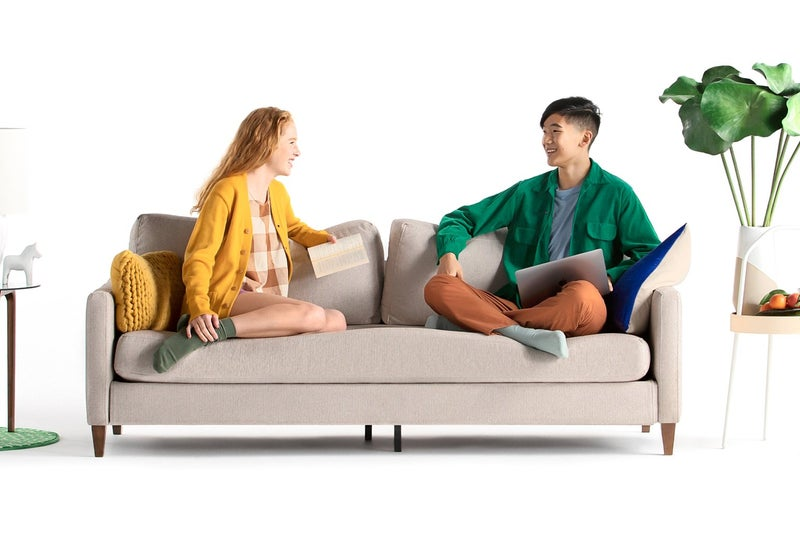 modern contemporary sofa