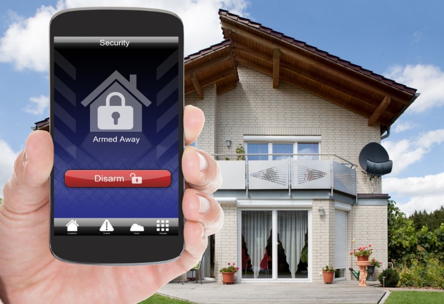 properties with home security