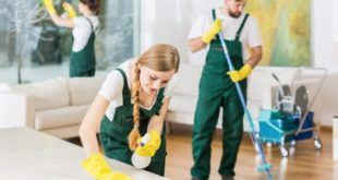 trustworthy house cleaning service