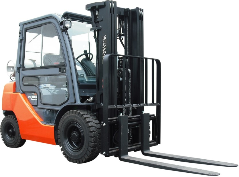 Lease a forklift