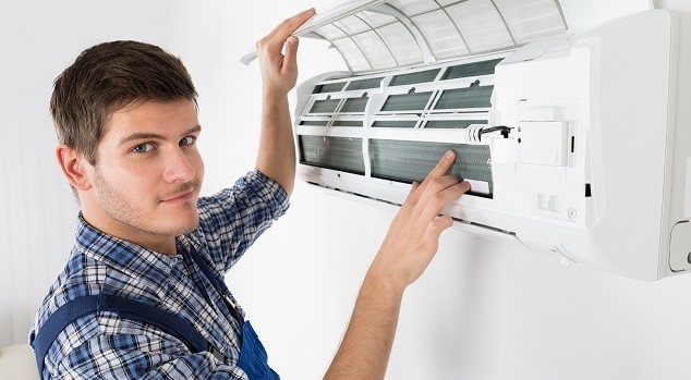 Overexertion of heating and air-conditioning systems